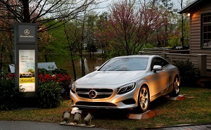 Zum Artikel Mercedes-Benz ist Global Sponsor des Masters 2014
