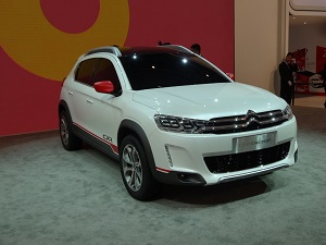 Zum Artikel Peking 2014 Citroen präsentiert Premium-SUV-Concept