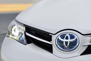 Zum Artikel Toyota und Lexus legen in Europa zu