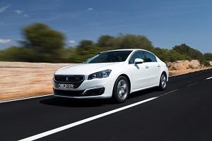 Zum Artikel Pressepräsentation Peugeot 508: Klassenziel erreicht