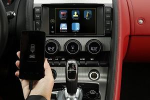 Zum Artikel Jaguar Land Rover bietet eine App für (fast) alles