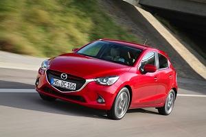 Zum Artikel Preise für den Mazda2 beginnen bei    12 790 Euro