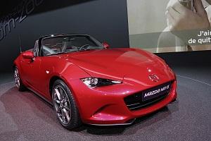 Zum Artikel Produktion des neuen Mazda MX-5 hat begonnen