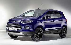 Zum Artikel Ford Ecosport in vielen Details verbessert