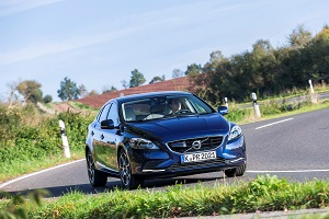 Zum Artikel Kurztest Volvo V40 D4: Ansprechende Alternative
