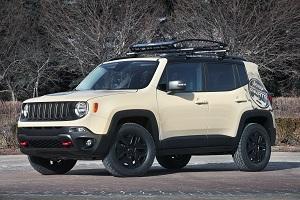 Zum Artikel Siebenmal Jeep in neuem Gewand