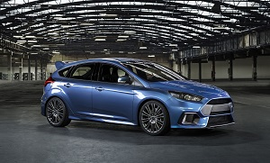 Zum Artikel Ford Focus RS kommt Anfang 2016