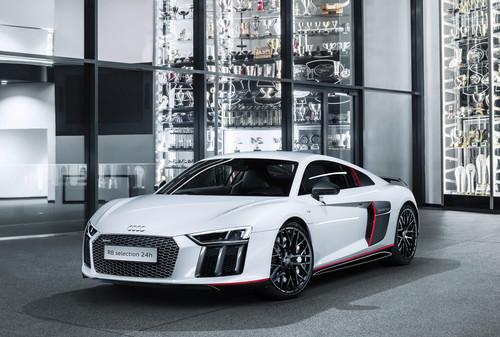 Zum Artikel 300 Siege verpflichten: Sonderserie des Audi R8 LMS