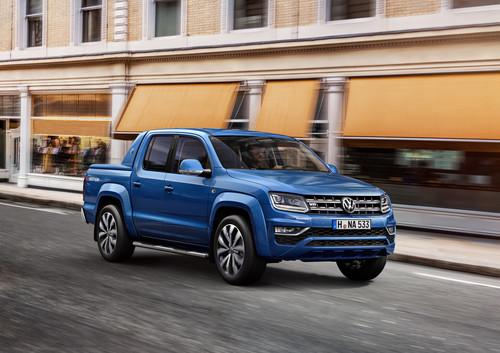Zum Artikel VW Amarok bekommt V6-Motor